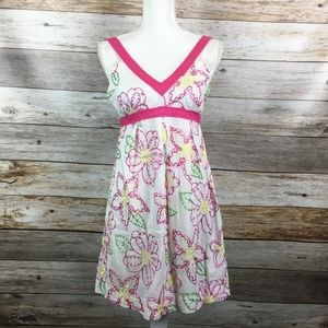 Lilly Pulitzer Fruit Punch Floral Embroidered Dres